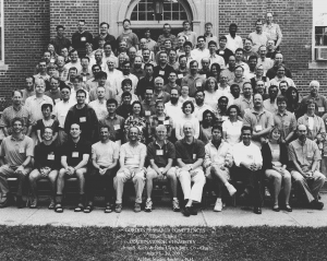 The Gordon Conference, 2001